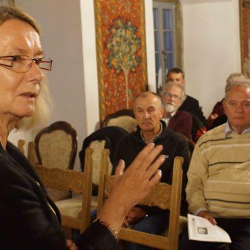 Vortrag von Evelyne Gebhardt