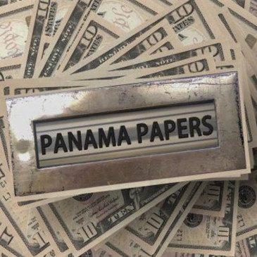 Schmutziges Geld unter Palmen