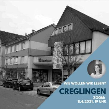 "Impuls-Veranstaltung ""Neue Mitte Creglingen"""